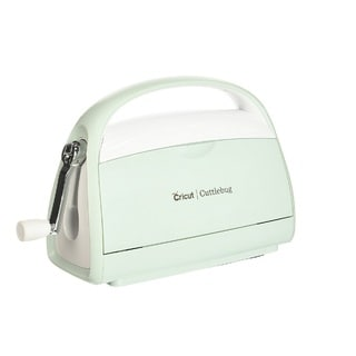 Cricut Cuttlebug Embossing Machine, Mint