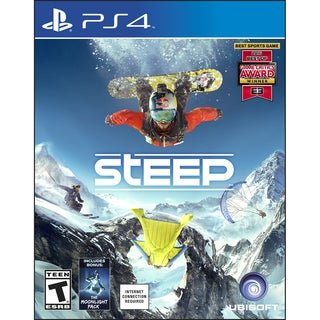 Steep D1 - PS4 with Moonlight Pack