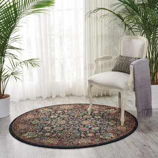 Round Oval Amp Square Area Rugs For Less Overstock