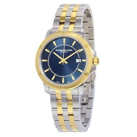 Raymond Weil Men's 5591-STP-50001 'Tango' Two-Tone Stainless Steel Watch