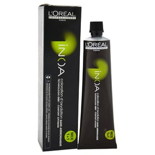 L'Oreal Professional Inoa # 5.32 Light Golden Iridescent Brown Hair Color