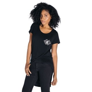 Rocawear Women's Black T-shirt Dress
