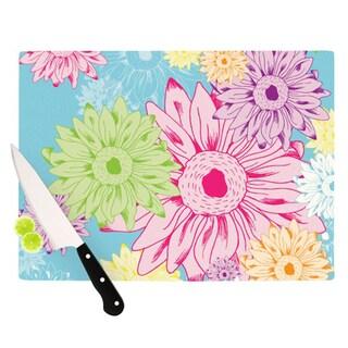 "KESS InHouse Laura Escalante ""Summer Time"" Cutting Board"