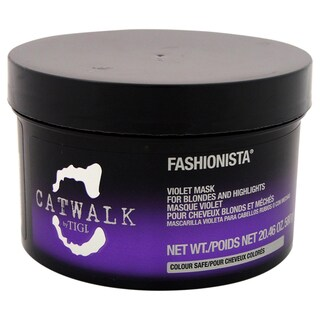TIGI Catwalk Fashionista 20.46-ounce Violet Mask for Blondes