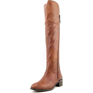 Vince Camuto Women's 'Dyani' Brown Leather Boots
