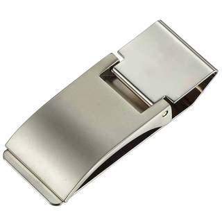 Visol Calvin Solid Metal Money Clip