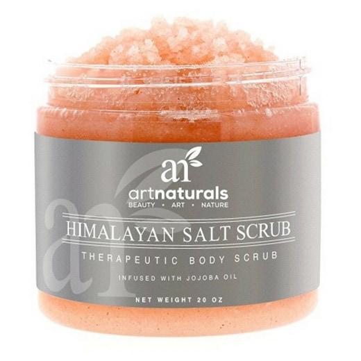 Art Naturals artnaturals Himalayan Salt 20-ounce Body Scr...