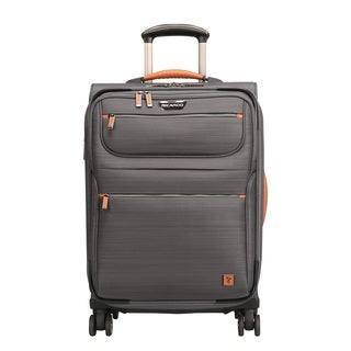Ricardo Beverly Hills San Marcos 21-inch Carry On Spinner Suitcase