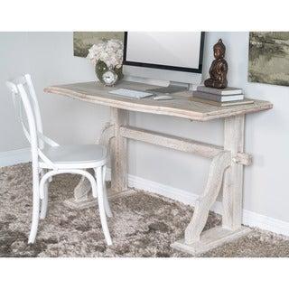 Nicosia Natural Wood Desk by Kosas Home