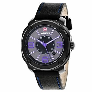 Wenger Men's 01.1051.105 Escort Watches
