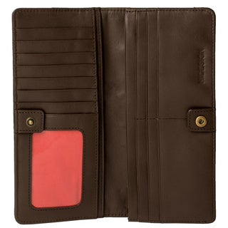 Hidesign Stitch Bi-fold Leather Wallet