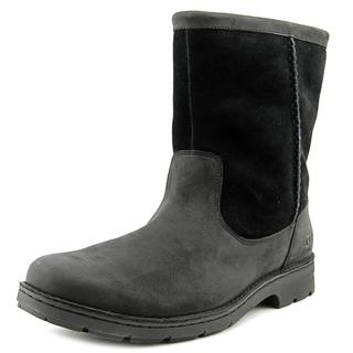 Ugg Australia Men's 'Foerster' Regular Black Suede Boots