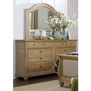 Harbor Sand Cottage 7-Drawer Dresser