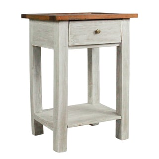 Porthos Home Gina Shabby Chic Side Table