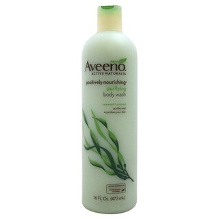 Aveeno Active Naturals Positively Nourishing 16-ounce Purifying Body Wash