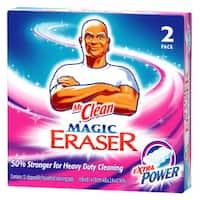 Mr Clean 04249 2-count Mr. Clean Extra Power Magic Eraser