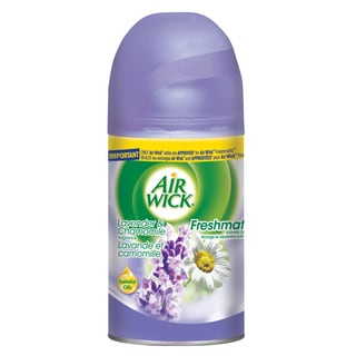 Air Wick 77961 6 Oz Lavender & Chamomile Ultra Automatic Spray Refill