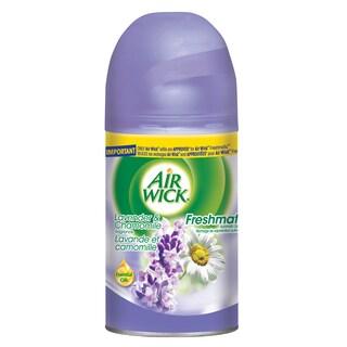 Air Wick 77961 6 Oz Lavender & Chamomile Ultra Automatic Spray Refill