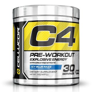 Cellucor C4 Pre Workout Supplement with Creatine (30 Servings)