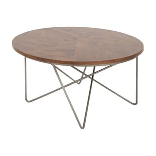 Link to Studio 350 Metal Wood Coffee Table 36 inches wide, 18 inches high Similar Items in Outdoor Coffee & Side Tables