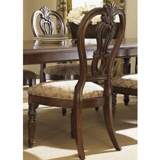 Messina Estates Cherry Splat Back Side Chair