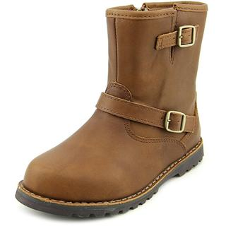 Ugg Australia Girls' 'Harwell' Leather Boots