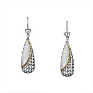 Di Modolo 18K Yellow Gold Plated Stainless Steel Drop Earrings