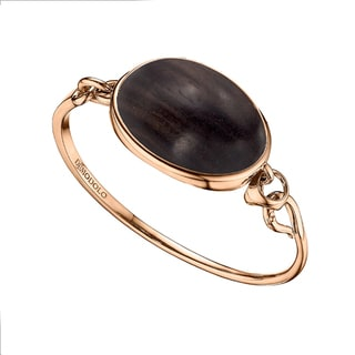 Di Modolo Baobab 18K Rose Gold/Stainless Steel/Wood Bracelet