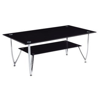 Global Furniture Black Coffee Table