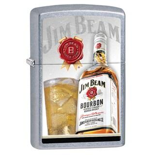 Zippo Jim Beam Glass Windproof Lighter