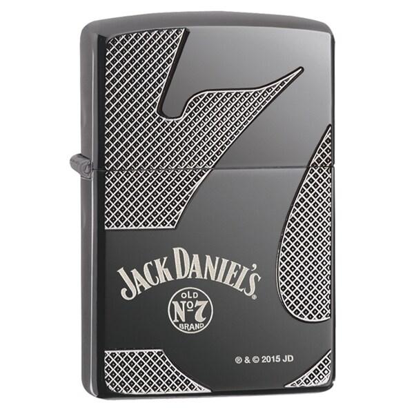 Zippo Jack Daniel's Old No 7 Windproof Lighter