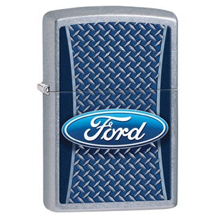 Zippo Ford Oval Logo Windproof Lighter