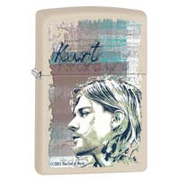Zippo Kurt Cobain Art Windproof Lighter