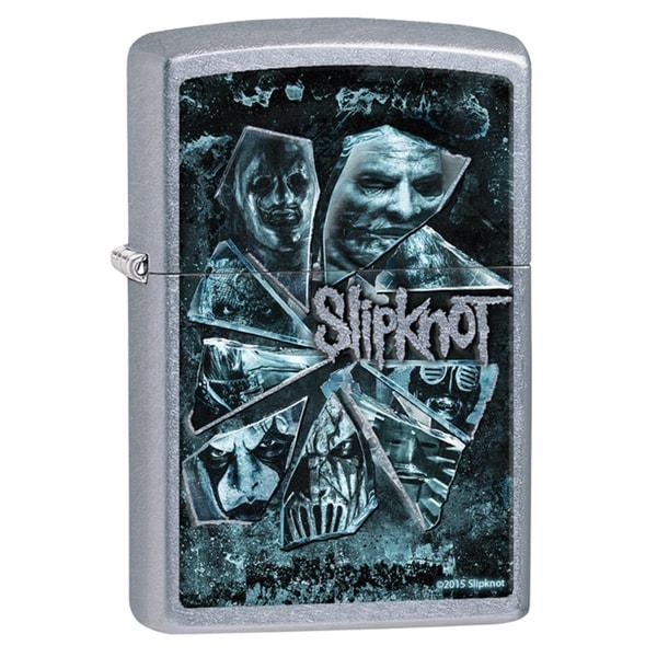 Zippo Slipknot Broken Glass Windproof Lighter