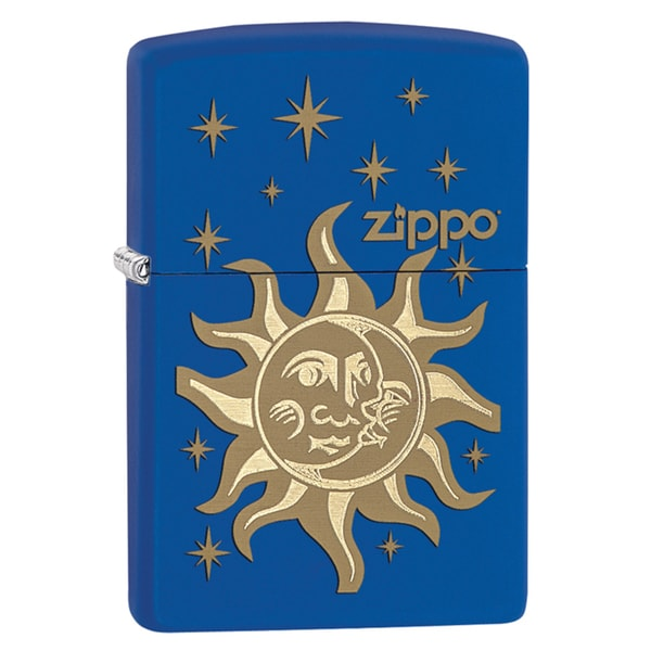 Zippo Sun & Moon Windproof Lighter