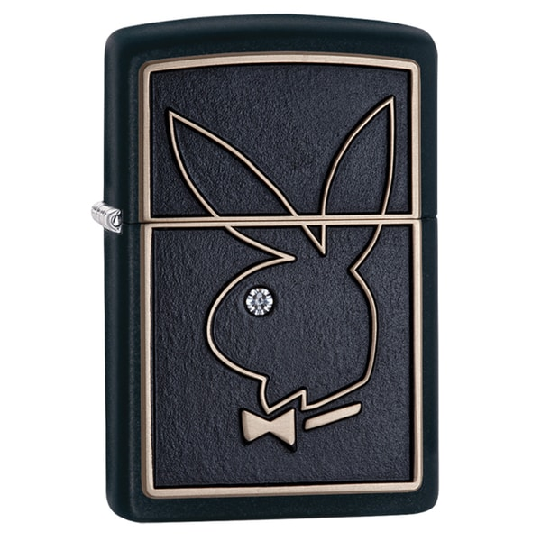 Zippo Playboy Twinkle in My Eye Windproof Lighter