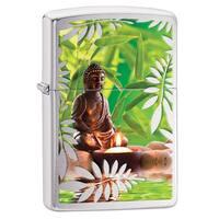 Zippo Buddha Statue Windproof Lighter