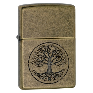 Zippo Tree of Life Windproof Lighter