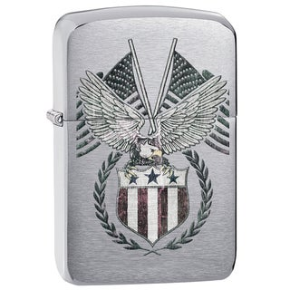 Zippo American Eagle Emblem Windproof Lighter
