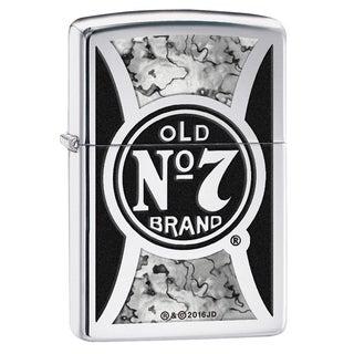 Zippo Old No 7 Brand Windproof Lighter