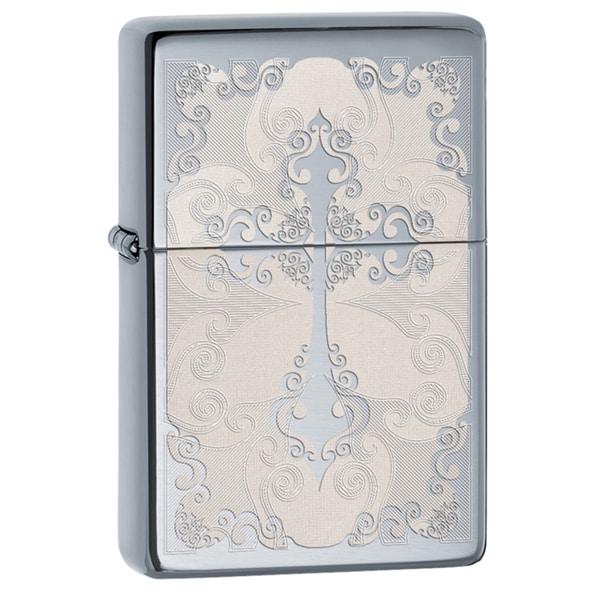 Zippo Intricate Cross Windproof Lighter