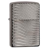 Zippo Deep Carved Waves Windproof Lighter