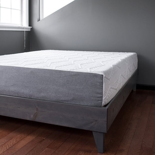 10-inch Queen-size Gel Memory Foam Mattress