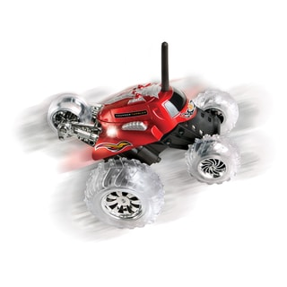 Black Series RC Monster Spinning Car