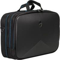 """Mobile Edge Carrying Case (Briefcase) for 13"""" Notebook - Black, Teal"""