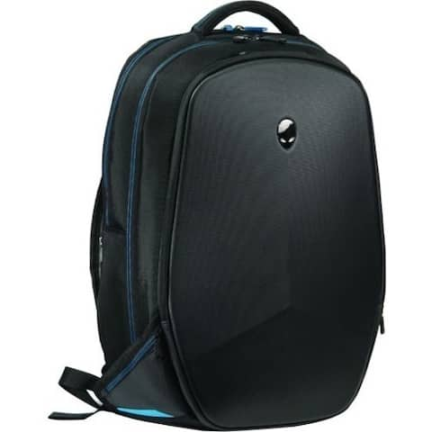 "Mobile Edge Alienware Vindicator AWV15BP2.0 Carrying Case (Backpack) for 15.6"" Notebook - Black, Teal"