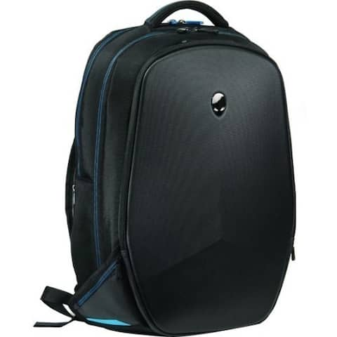 "Mobile Edge Alienware Vindicator AWV17BP2.0 Carrying Case (Backpack) for 17.3"" Notebook - Black, Teal"