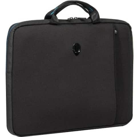"Mobile Edge Alienware Vindicator AWV17NS2.0 Carrying Case (Sleeve) for 17.3"" Notebook - Teal, Black"