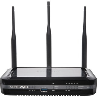 SonicWALL SOHO Wireless-N GEN5 Firewall Replacement With CGSS 1YR - Thumbnail 0