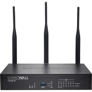SonicWALL TZ400 Wireless-AC GEN5 Firewall Replacement With AGSS 1YR